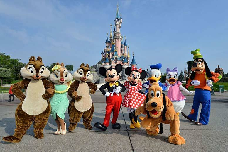 Cheap deals disneyland paris eurostar