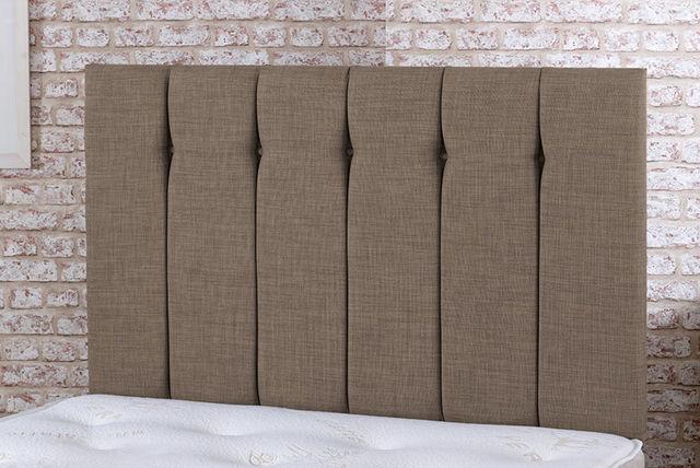 Luxury High Thread Linen Headboard