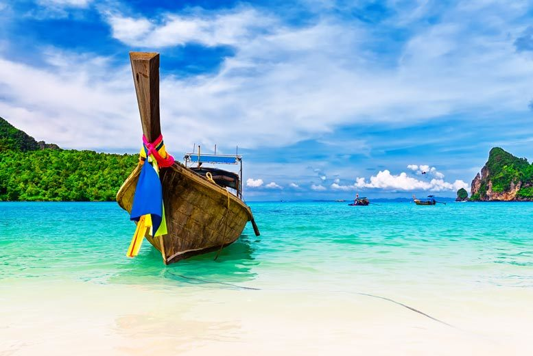 From £599pp (from Great Pacific Travel) for a sevennight Phuket stay in a 4.5 deluxe plus room with breakfast a 30minute massage and flights £699pp for 10 nights or pay a deposit of £350pp today  save up to 61