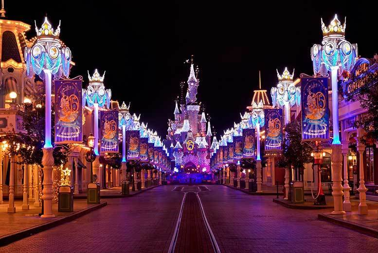 2nt Disneyland 174 Paris Amp Flights