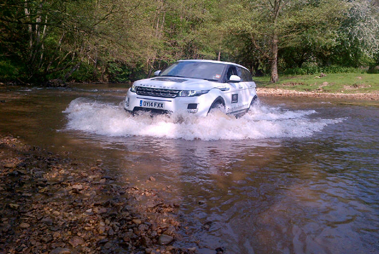 £43 for a 30-minute Land Rover off-road driving experience for 11-17 year olds, £80 for 60 minutes or £119 for 90 minutes with Land Rover - choose from ten locations!