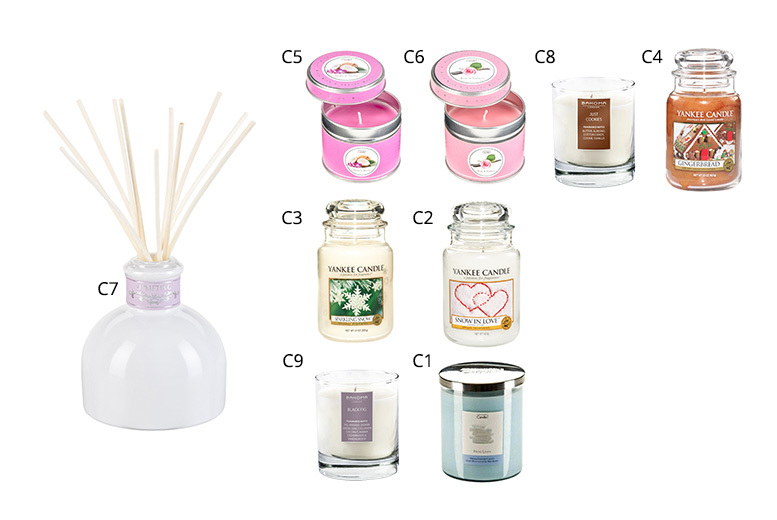 £12 for a Bahoma London Copenhagen or Yankee candle or diffuser from Deals Direct  choose from nine sumptuous scents!