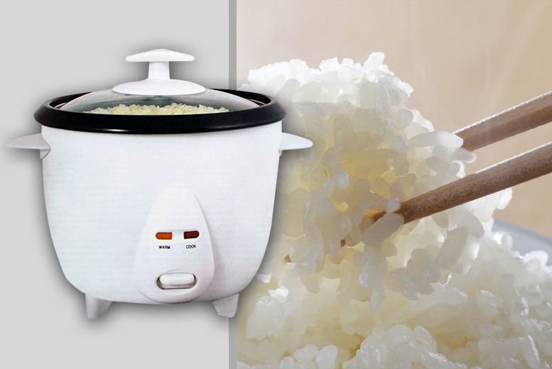 From £13 for a 3piece 0.8l rice cooker set £16 for 1.8l or £17 for 2.5l capacity from DIRECT2PUBLIK LTD  save up to 48