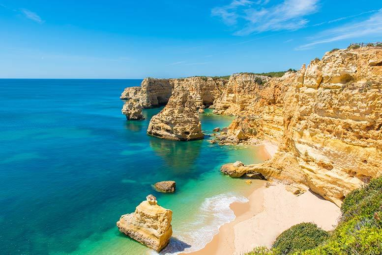 3 or 7nt All-Inclusive Algarve Break and Flights - Call to Book!