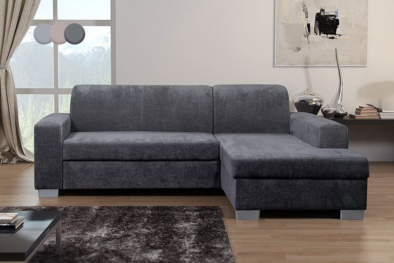 Corner Sofa Storage Bed – Left or Right Hand from £449