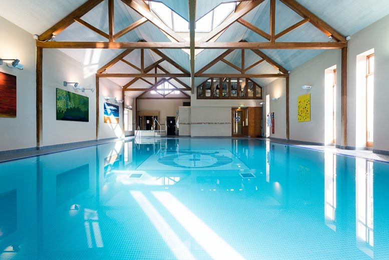 Cambridge: Spa Access, Mud Treatment & Bubbly @ Quy Mill Hotel and Spa, Cambridge from £35