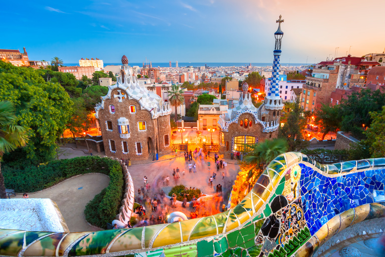 From £79pp (with Tour Center) for a two-night Barcelona break including return flights from a choice of UK airports, from £119pp for three nights - save up to 25%