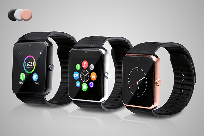 Android 21-in-1 Smart Watch - Three Colours!