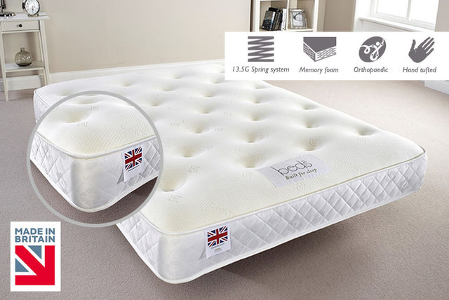 Ortho Bonnell Memory Spring Mattress