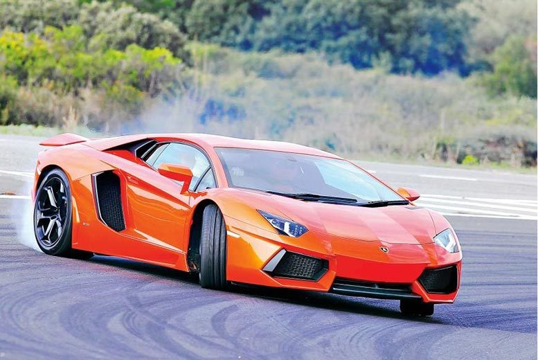 £134 for a 2½-hour 'Awesome Foursome' supercar driving experience at a choice of five locations with Activity Superstore - buckle up and save 46%