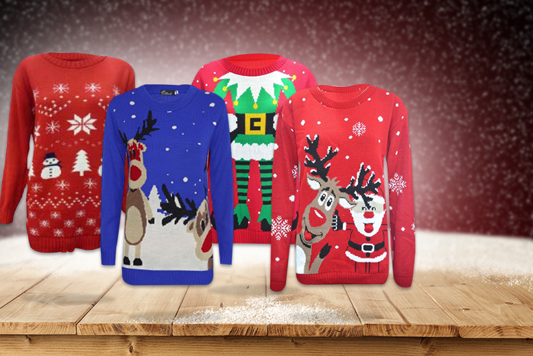 Top notch fashion for a christmas jumper pick from 13 designs and