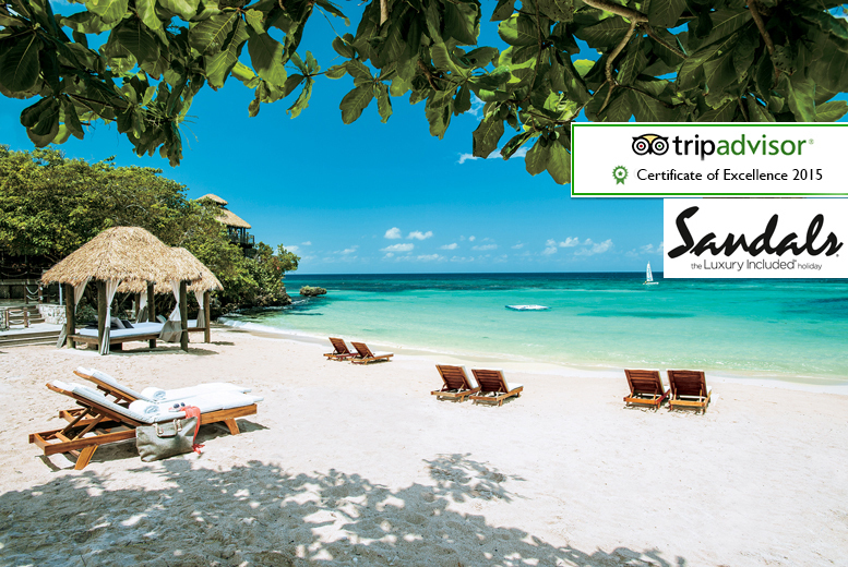 Sandals 7nt 5 all inclusive jamaica honeymoon villa for Jamaica all inclusive honeymoon