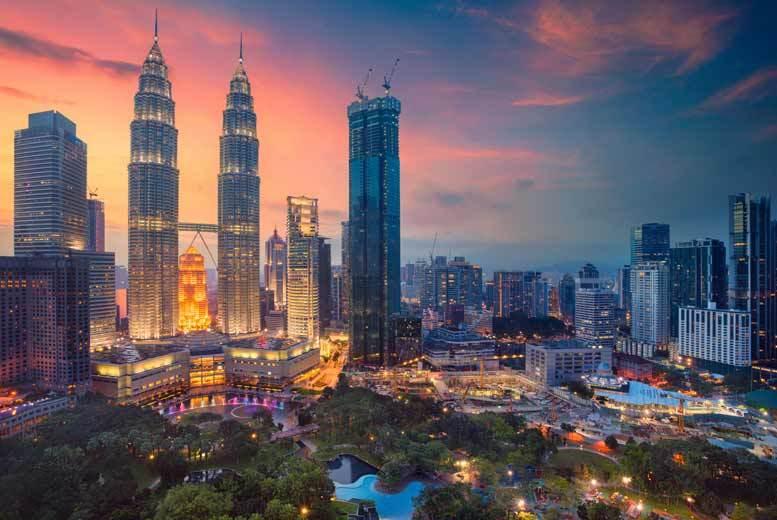 10nt Malaysia Getaway and Flights