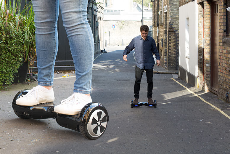eGlobal Shoppers Electric Scooter Board