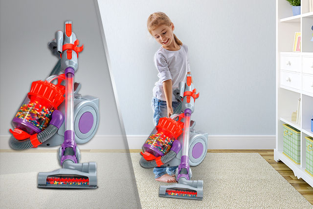 Kids Dyson Vacuum Cleaner Toy