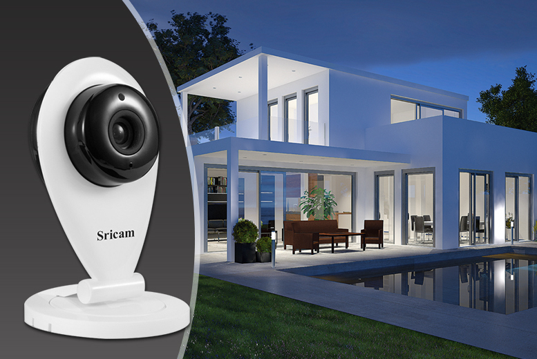 ClickWrap Wireless HD CCTV Camera