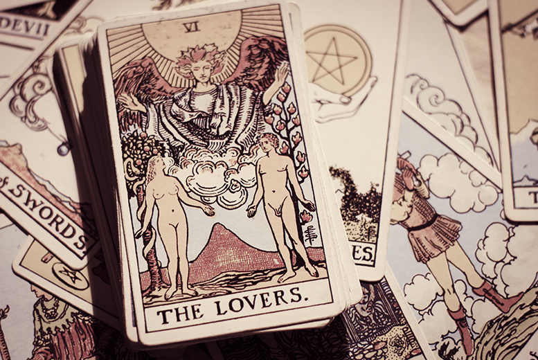 £6 instead of £25 for a 12-month email tarot reading from Mystic Reader, Leicester - save 76%