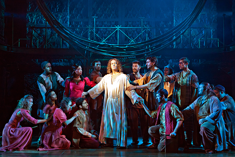 £16 instead of £40.40 for a Band B ticket to see Jesus Christ Superstar at Grand Opera House, York or £19 for a Band A ticket with ATG Tickets - save up to 60%