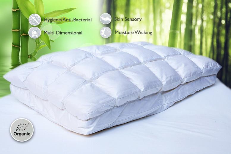 Botanics 100% Bamboo Pillow - National Deal
