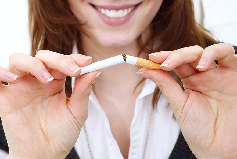 £69 instead of £395 for a 'stop smoking' treatment at Stop Smoking Clinics, Manchester - save 83%