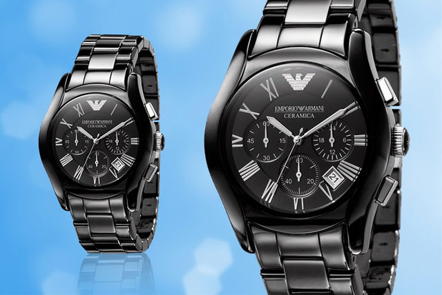 Mens Emporio Armani AR1400 Watch