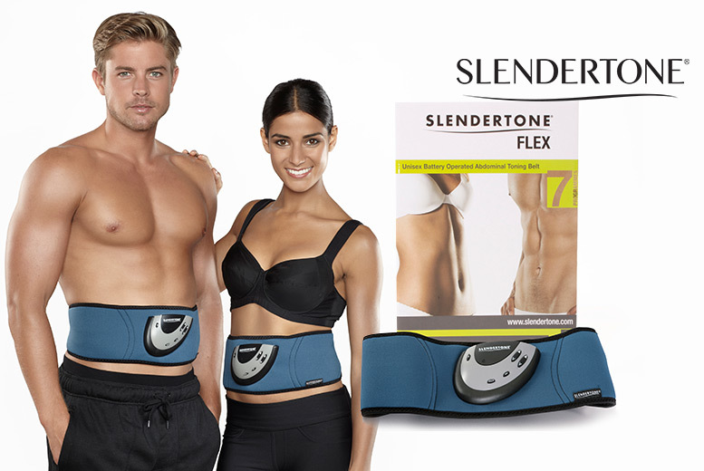 £29.99 instead of £57 for the Slendertone® Flex unisex abdominal toner - save 47%