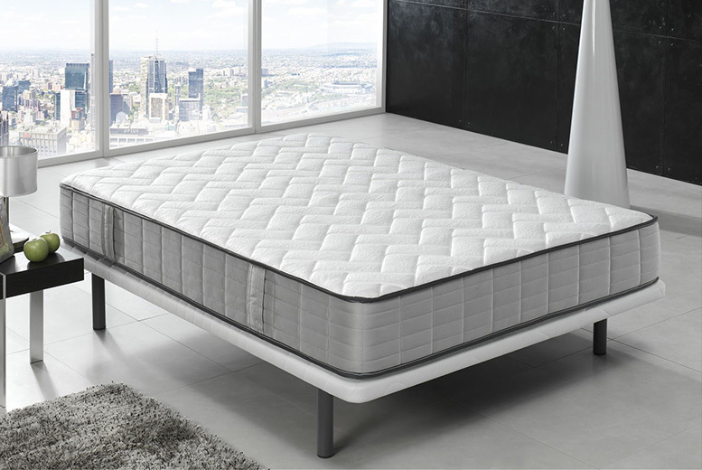 From £129 for a single luxury natural therapy memory foam mattress, £149 for double and £189 for king from Simpur - save up to 88%