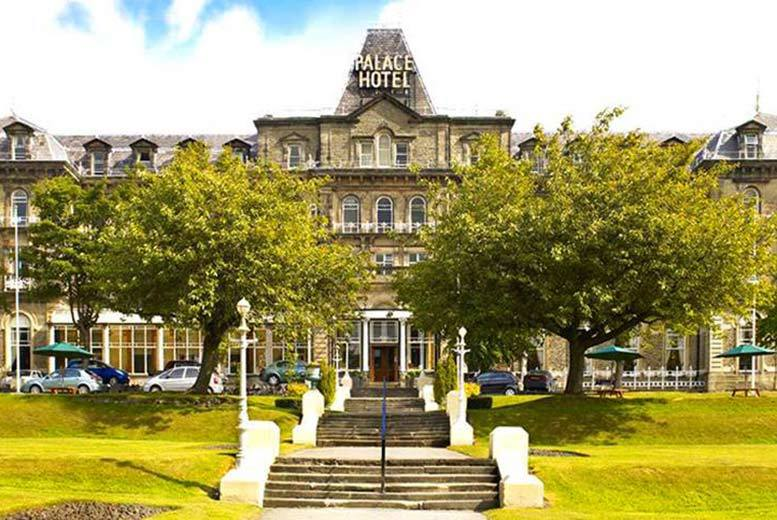 From £109 (at Palace Hotel Buxton) for an overnight Peak District stay for two including wine and leisure access or from £199 for a two night stay