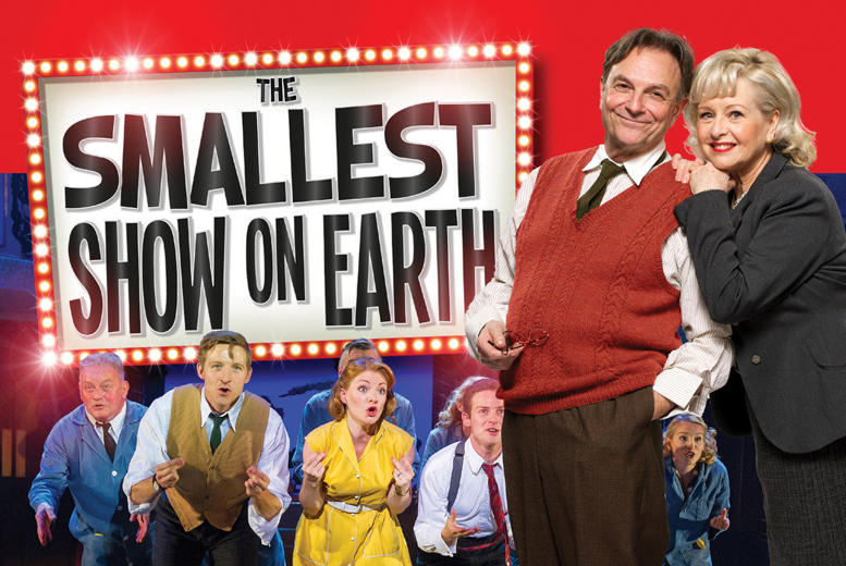 £13.50 for a Band B ticket to see The Smallest Show on Earth at Theatre Royal, Glasgow or £17.50 for a Band A ticket with ATG Tickets - save up to 52%
