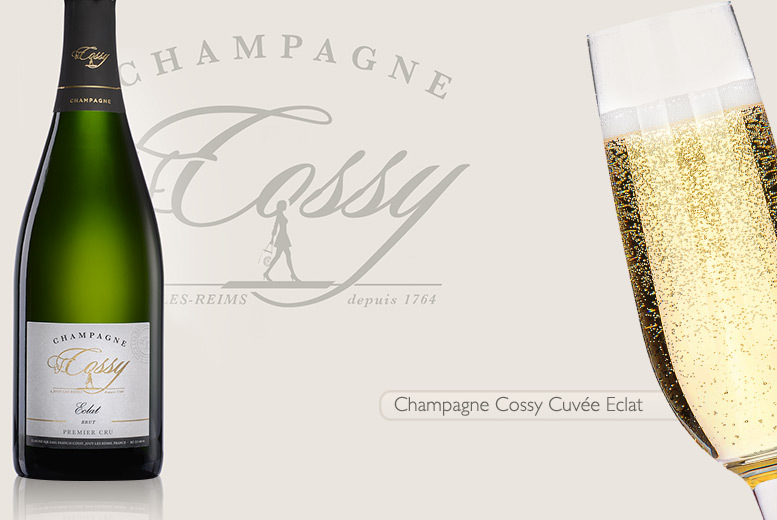 From £79 instead of up to £300 (from Grape DNA) for six bottles of award-winning Cossy Cuvée Champagne - choose from three varieties and save up to a sparkling 51%