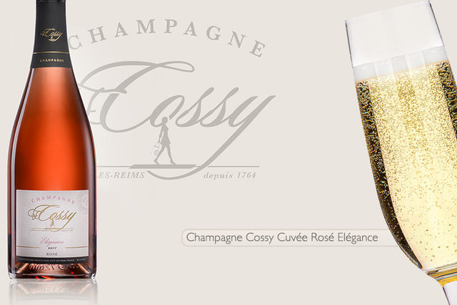 champagne o cossy