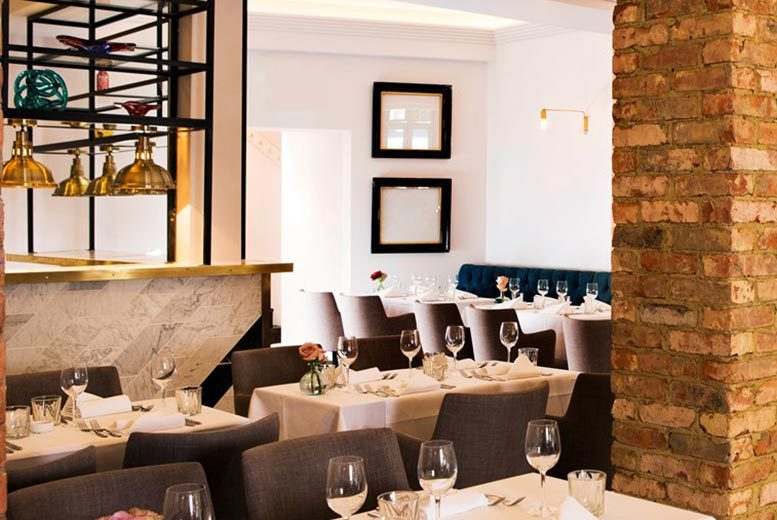 £29 instead of £72 for a two-course meal for two including a cocktail each, or £32 including a bottle of wine at The Lucky Pig, Fulham - save up to 60%