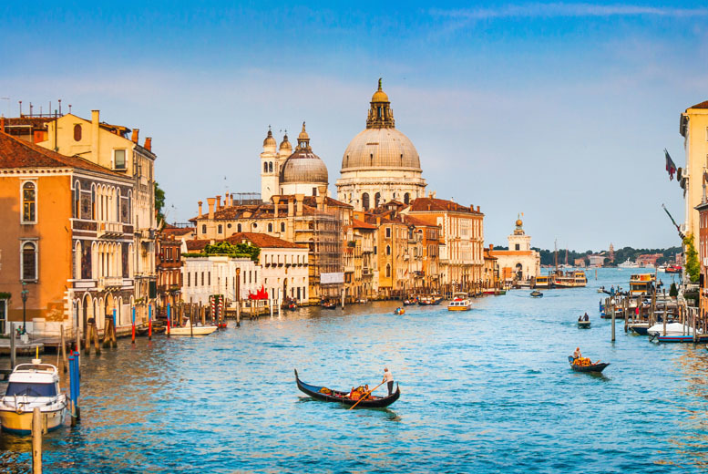 From £119pp (from Crystal Travel) for a two-night 4* Venice spa break including flights and breakfast, from £169pp for a three-night stay - save up to 31%