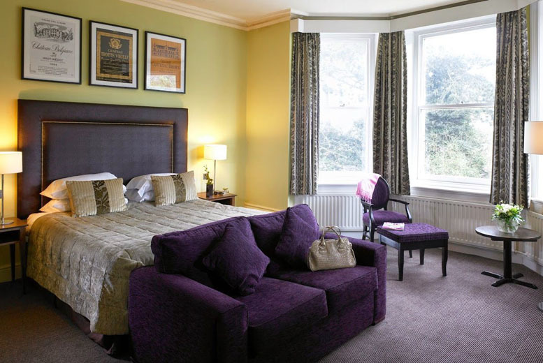 £99 (from Hallmark Hotel Bournemouth West Cliff) for a Bournemouth stay for two including breakfast, afternoon tea and £25 spa credit - save up to 48%