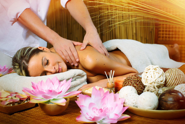 The Best Deal Guide - Luxury 30-Minute Swedish Massage, The Heavens Salon and Spa