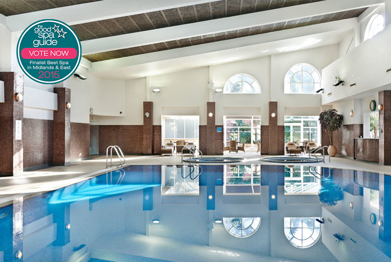 £79 instead of up to £159.50 for a spa day inc. fire and ice experience, 2 treatments & afternoon tea, £149 for 2 people at The Belfry, Sutton Coldfield - save up to 50%
