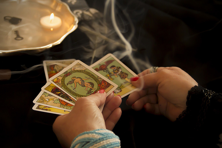 £9 instead of £15 for a tarot card reading via email from Crown Holistic Therapies - get the answers you seek and save 40%