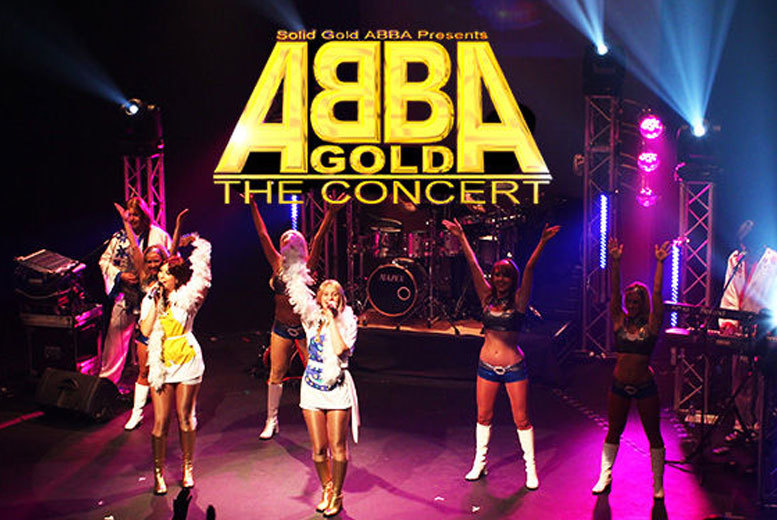 £15 instead of £30 for a ticket to ABBA Gold the Concert at Liquid Rooms, Edinburgh or Oran Mor, Glasgow - save 50%