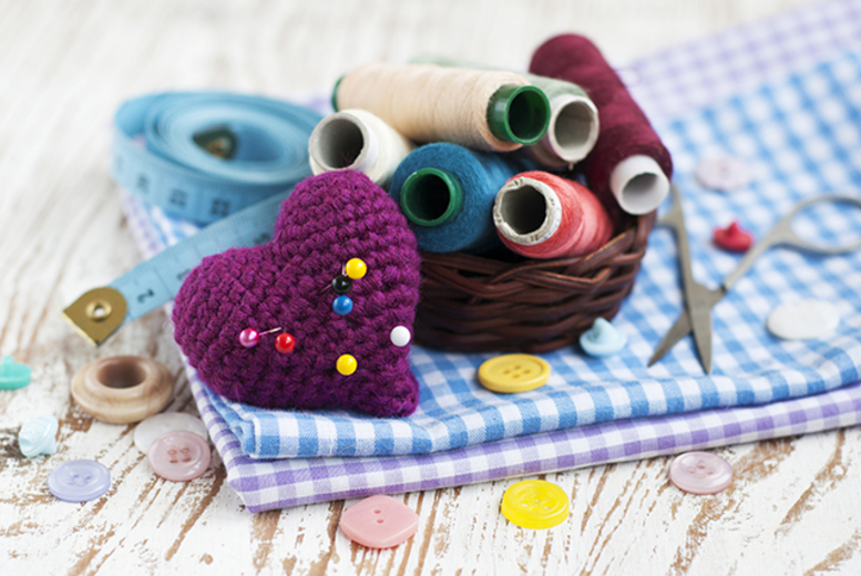 £4 for an afternoon ticket to 'Stitching, Sewing & Hobbycrafts' @ SECC Glasgow on 22nd, 23rd, 24th or 25th October 2015 from ICHF Events