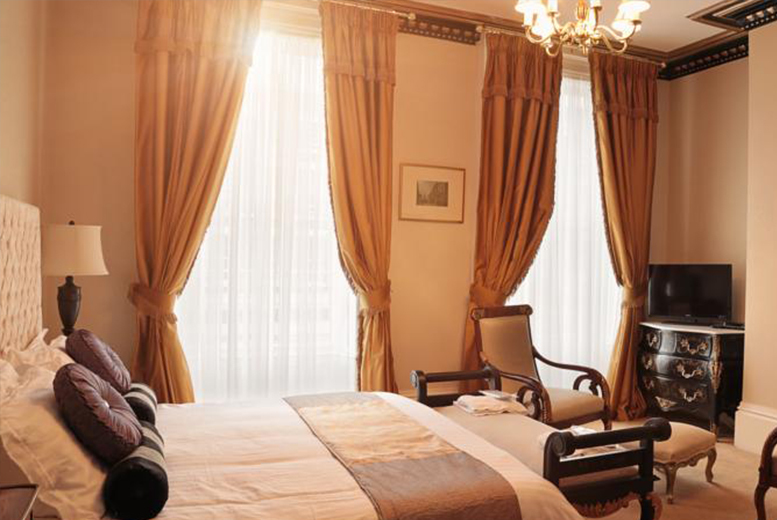 From £59 for an overnight 5* Liverpool break for 2 with room service breakfast at the Grade II listed Georgian Town House Hotel, from £99 for 2 nights - save up to 25%
