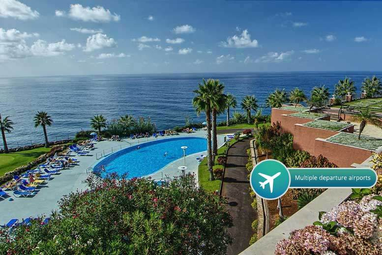 7nt 4* All-Inclusive Sea-View Madeira Break with Flights