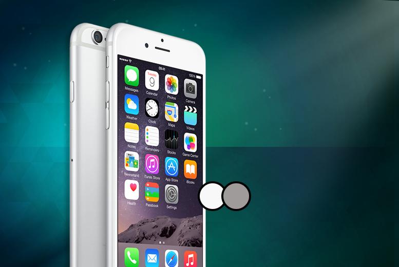 """Apple 16GB iPhone 6 Plus 5.5"""" Smartphone"""