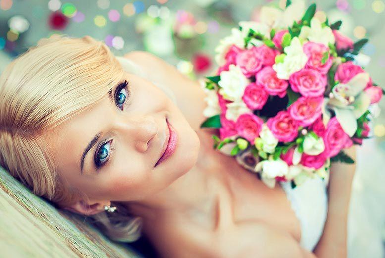 Edinburgh: Wedding Flower Package @ Charmed Floristree from £79