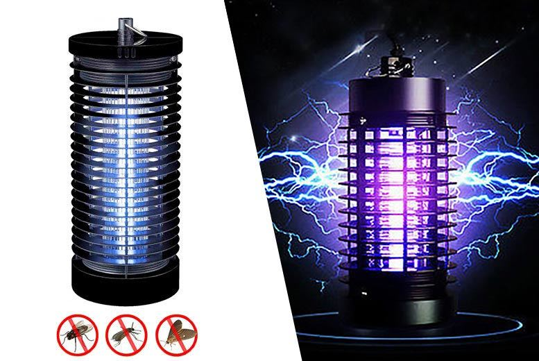 The Best Deal Guide - Flashtron Electronic Bug Zapper