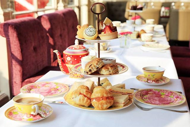 Alice In Wonderland Afternoon Tea For 2 Amba Hotel