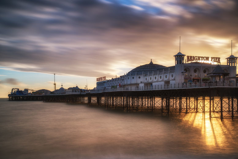 £99 instead of up to £259 for an overnight Brighton stay for two including dinner, breakfast and early check-in at 4* Mercure Brighton - save up to 62%