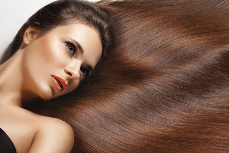 "£89 instead of £300 for 18"" Remy hair extensions at ENVI Hair and Beauty Lounge, Stoke-on-Trent - save 70%"
