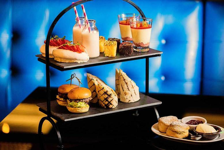Brighton: Afternoon Tea & Prosecco for 2 @ Malmaison, Brighton from £29.95