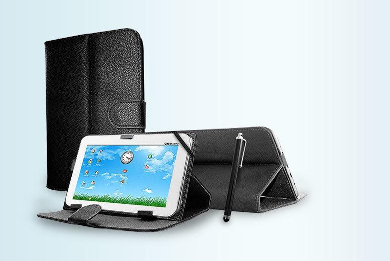 "Chimp Electronics 9"" 8GB Tablet Bundle"