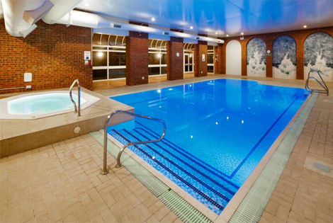 £99 (at Mercure London Watford Hotel) for a stay including dinner, breakfast, early check in and spa access